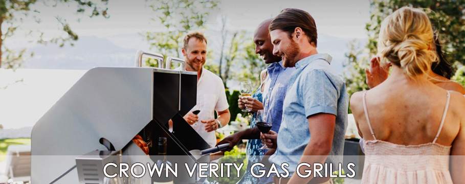 gas grills, bbq, napoleon, crown verity, broil king