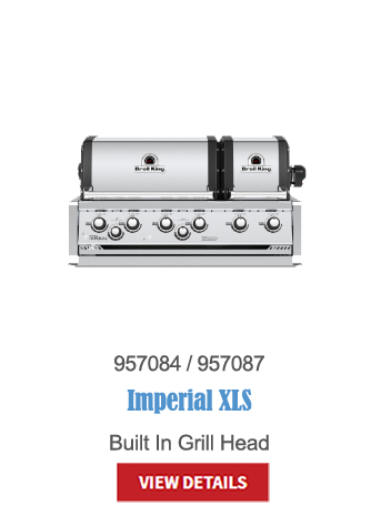 gas grills, bbq, napoleon, crown verity, broil king, built in bbq, outdoor kitchen, Imperial XLS