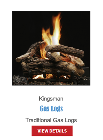 2019 Kingsman Gas Logs Thumb
