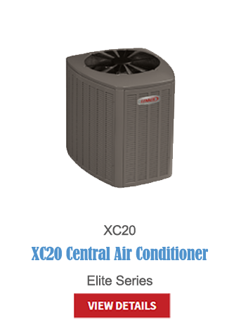 lennox a/c, central air, air conditioning, hvac, cooling, thermostats, XC20