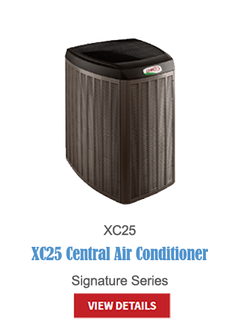 lennox a/c, central air, air conditioning, hvac, cooling, thermostats, XC25