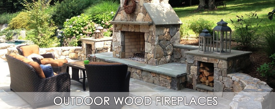 2020 outdoor wood fireplaces