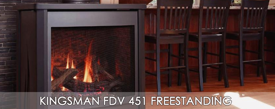 kingsman fdv451 freestanding