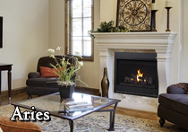 Astria Aries Direct Vent Gas Fireplace