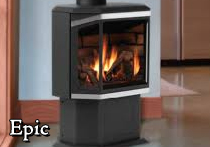 ironstrike epic gas stove freestanding