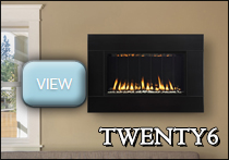 solas wall mount gas fireplace