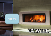 tcw120 wood fireplace