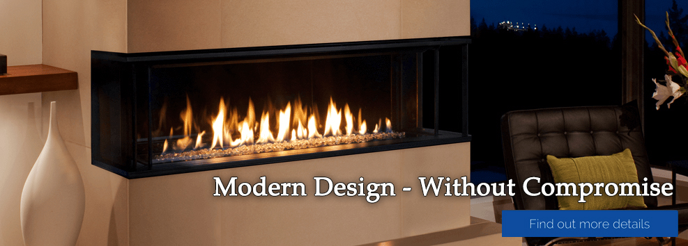LX2 valor radiant gas fireplace