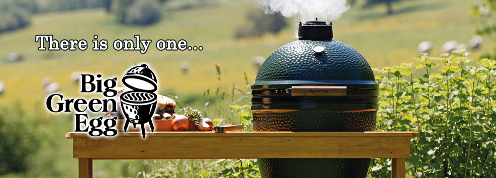 big green egg slide show